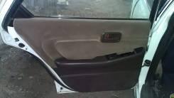 Обшивка двери. Toyota Cresta, LX80 Двигатель 2LT