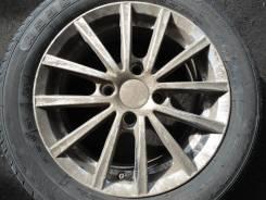 Rapid (Ford) на R15 4x108 новое лето Roadshine 185/65 в сборе