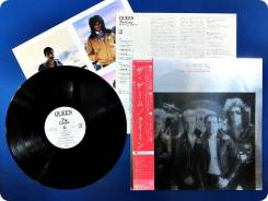Vinyl / Винил Queen THE GAME P10875E OBI-1980, Japan