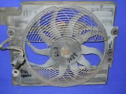 Вентилятор радиатора кондиционера. BMW 5-Series, E39 Двигатели: M51D25, M51D25TU, M52B20, M52B25, M52B28, M62B35, M62B44TU