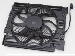 Вентилятор радиатора кондиционера. BMW 5-Series, E39 Двигатели: M52B28, M62B44TU, M62B35, M54B30, M52B20, M54B25, M54B22, M52B25