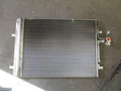 Радиатор кондиционера. Volvo S80
