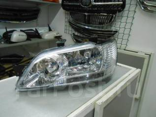 Фара. Mitsubishi Lancer Cedia, CS2A, CS5W, CS5A Двигатели: 4G93, 4G15