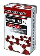 Моторное масло Windigo 5w-40