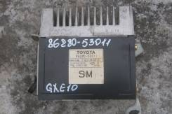 Усилитель магнитолы. Toyota Altezza, SXE10, GXE10 Двигатели: 3SGE, 1GFE