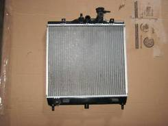 Радиатор охлаждения двигателя. Kia Morning Kia Picanto