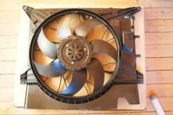 Вентилятор охлаждения радиатора. Volvo XC90