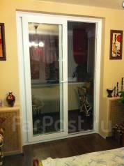 Срочно! витраж (дверь) на балкон - двери, окна и перегородки.
