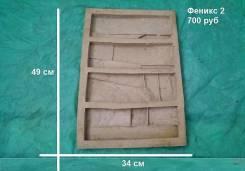 Форма для декоративного камня (плитка) Феникс