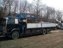 Nissan Diesel UD. Продам бортовой грузовик Nissan Dizel, 12 500 куб. см., 15 000 кг.