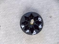 Крепление запасного колеса. Toyota Vista Ardeo, AZV55G, SV50, SV55, SV55G, ZZV50G, SV50G, ZZV50, AZV50, AZV55, AZV50G