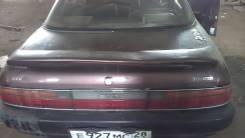 Крышка багажника. Toyota Corona Exiv, ST183, ST181, ST182, ST180 Toyota Carina ED, ST182 Двигатели: 3SGE, 4SFE, 3SFE, 4SFI