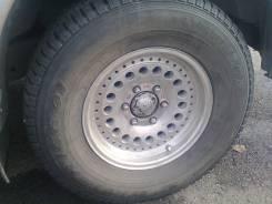 Колеса R16. 7.5x16 6x139.70 ET10 ЦО 111,0мм.