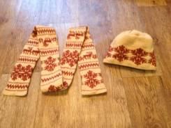 Шапка и шарф. 56, 57