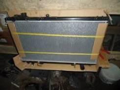 Радиатор охлаждения двигателя. Lexus GS300, JZS147 Двигатель 2JZGE