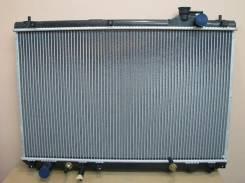 Радиатор охлаждения двигателя. Lexus RX300 Toyota Kluger V, MCU20, MCU25, MCU25W, MCU20W Toyota Highlander, MCU25L, MCU25, MCU20, MCU20L Двигатель 1MZ...