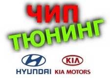 Чип Тюнинг Хендай, Киа. Прошивка Hyundai и Kia