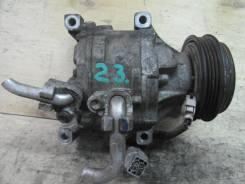 Компрессор кондиционера. Toyota bB, NCP30, NCP35, NCP31 Toyota Funcargo, NCP20 Двигатели: 1NZFE, 2NZFE