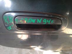 Ручка двери внешняя. Toyota Crown Majesta, JZS141, LS141, JZS145, JZS143 Toyota Crown, LS141, JZS145, JZS143, JZS141 Двигатели: 2JZGE, 2LTHE, 1JZGE