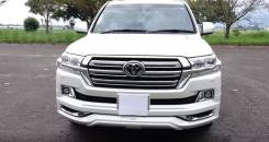 Обвес кузова аэродинамический. Toyota Land Cruiser, GRJ200, J200, URJ200, URJ202, URJ202W, UZJ200, UZJ200W, VDJ200. Под заказ