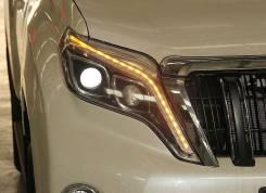 Фара. Toyota Land Cruiser Prado, GDJ150L, GRJ151, GDJ150W, GRJ150, GDJ151W, GRJ150L, TRJ150, KDJ150L, GRJ150W, GRJ151W, TRJ150W. Под заказ