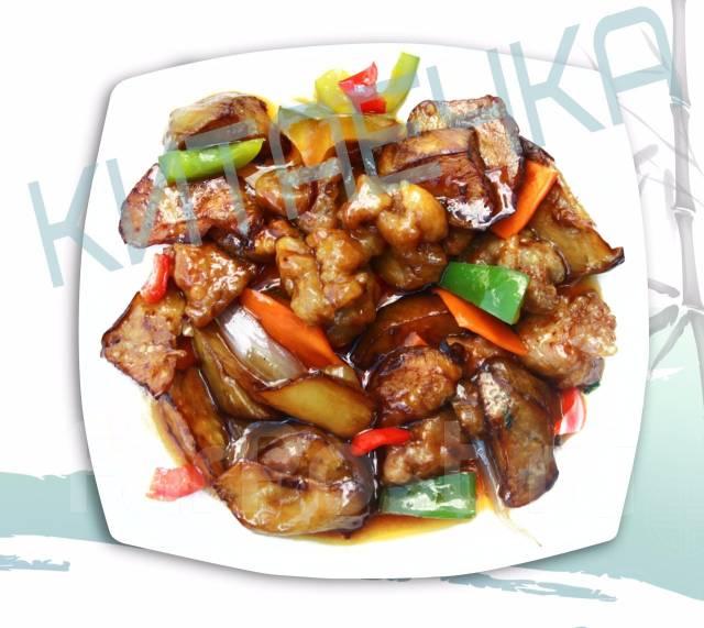 Китайская кухня.