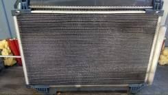 Радиатор кондиционера. Toyota Vitz, SCP90