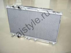 Радиатор охлаждения двигателя. Honda Civic, FD1, FD2, FD3, FN2, ABA-FD2, DBA-FD1 Двигатели: R16A1, R18A1, R16A2, R18A2