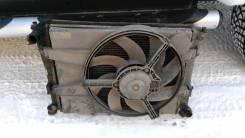 Радиатор кондиционера. Ford Fiesta