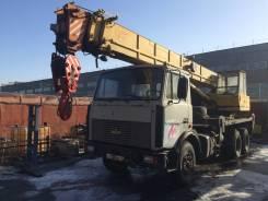 МАЗ Ивановец. Продается Автокран МАЗ 63030 Ивановец, 11 150 куб. см., 25 000 кг., 22 м.