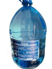 Дистиллированная вода Idealis 10 л Возможен налив в тару заказчика!