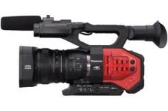 Panasonic AG-DVX200. с объективом
