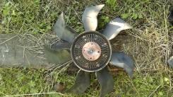 Вентилятор охлаждения радиатора. Nissan Skyline, HV35, NV35 Двигатели: VQ30DD, VQ25DD
