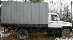 ГАЗ 3307. Продам термофургон 2001 года, 4 250 куб. см., 4 000 кг.