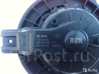 Мотор печки. Kia Rio, UB Kia Sorento, XM Hyundai Solaris, RB Двигатели: G4FC, G4FA, D4HB, G4KE