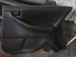 Обшивка двери. Toyota Corolla Fielder, NZE121G Двигатель 1NZFE