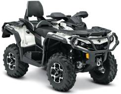 BRP Can-Am Outlander Max 1000. исправен, есть птс, без пробега