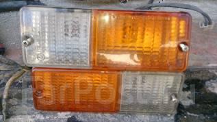 Повторитель поворота в бампер. Mitsubishi Delica, P25W, P35W