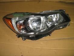 Фара. Subaru Impreza, GP2