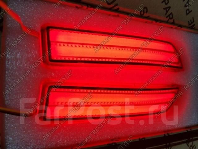 Защита стоп-сигнала. Toyota: Nadia, Ipsum, RAV4, Gaia, Avensis, Previa, Avensis Verso, Estima, Wish, Tarago, Picnic Verso, Vellfire, Corolla Rumion, A...