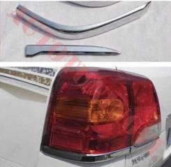 Накладка на стоп-сигнал. Toyota Land Cruiser, UZJ200W, VDJ200, J200, GRJ200, URJ200, UZJ200