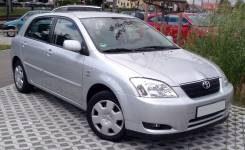 Toyota Corolla. 120