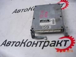 Блок управления двс. Toyota Yaris Toyota Vitz Toyota Echo Toyota Platz Двигатель 1SZFE