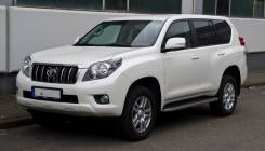 Toyota Land Cruiser Prado. 150