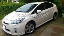 Обвес кузова аэродинамический. Toyota Prius