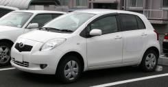 Toyota Vitz. 90