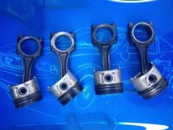 Поршень. Nissan: Terrano, Atlas / Condor, Caravan / Homy, Condor, Datsun, Homy, Caravan, Datsun Truck, Atlas Двигатели: TD27, TD27T, TD27TI