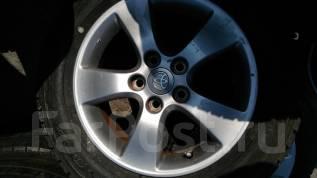 Toyota. 6.0x16, 5x114.30, ET45