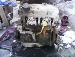 Двигатель. Renault Clio