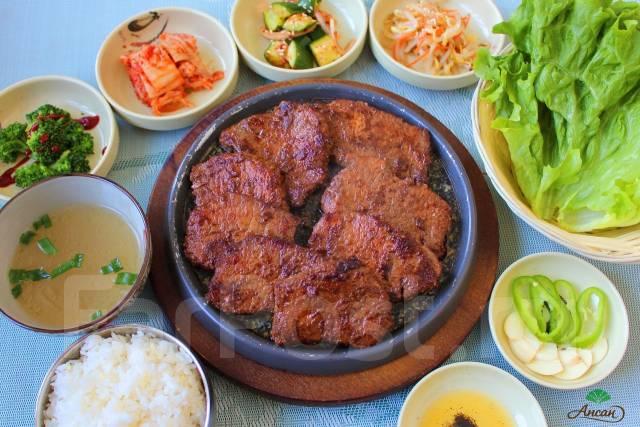 Корейская кухня. Под заказ
